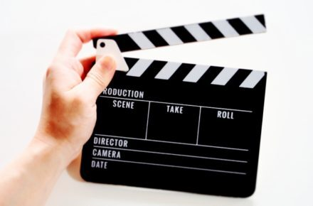 流れ,動画,製作,会社