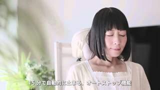 肩もしっかりマッサージ【MOMIMER】